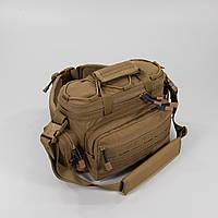Сумка тактическая Direct Action® Foxtrot® Waist Bag - Койот, фото 1