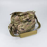 Сумка тактическая Direct Action® Foxtrot® Waist Bag - Мультикам, фото 1