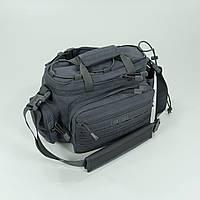Сумка тактическая Direct Action® Foxtrot® Waist Bag - Темно-серая, фото 1