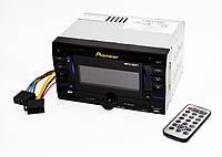 Автомагнитола пионер Pioneer 9901 2din USB SD AUX пульт RGB подсветка, фото 8