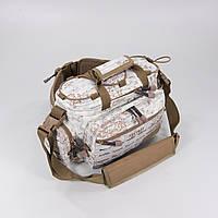 Сумка тактическая Direct Action® Foxtrot® Waist Bag - PenCott™ Snowdrift, фото 1