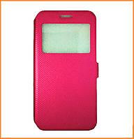Чехол-книжка BRUM Series Sky для Meizu M2 Note Pink