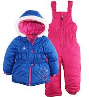Зимний комбинезон Rugged Bear (США) для девочки 12мес, 24мес