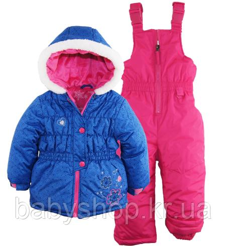 Зимний комбинезон Rugged Bear (США) для девочки 24мес
