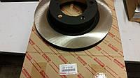 Тормозной диск перед Toyota Prado 200 Lexus LX570