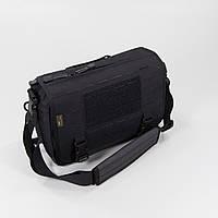 Сумка тактическая Direct Action® Small Messenger Bag® - Черная, фото 1