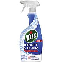 Viss Kraft & Glanz Reiniger Spray Bad & Dusche - Спрей-очиститель для ванной и душевых кабин, 750 мл