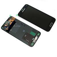 Дисплейный модуль для Samsung G800F G800H Galaxy S5 mini Duos (Black) Original
