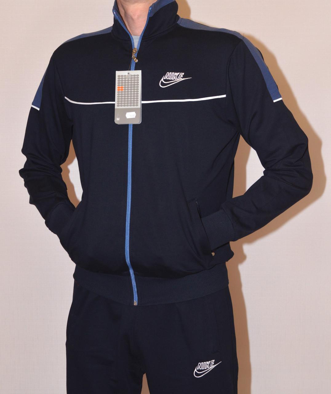 Nike спортивный костюм мужской|1582 (M) (копия)
