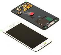 Дисплейный модуль для Samsung G800F G800H Galaxy S5 mini Duos (White) Original