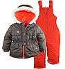 Зимний раздельный комбинезон Rugged Bear (США) для девочки 24мес
