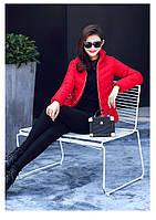 Женская короткая зимняя куртка с мехом. Модель 6378., фото 6