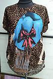 Туники и блузы женские большие размеры 48-56, фото 4