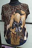 Туники и блузы женские большие размеры 48-56, фото 3