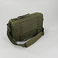 Сумка тактическая Direct Action® Small Messenger Bag® - Олива, фото 1