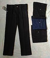 Школьные брюки на мальчика 6,7,8,9,10,11,12 лет. Черный, синий цвет.