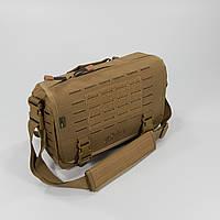 Сумка тактическая Direct Action® Small Messenger Bag® - Койот, фото 1