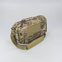 Сумка тактическая Direct Action® Small Messenger Bag® - Мультикам, фото 1