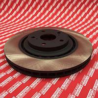 Тормозной диск перед Toyota RAV4 ES350 Avalon