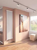 Дизайнерский радиатор вертикальный Zehnder Charleston 1800, 62, 188, Дизайнерские, 50