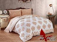 Новые расцветки постельного белья Сатин полуторное