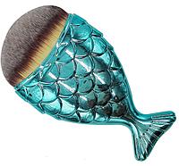 Кисть для тональных основ и консилеров Рыбка