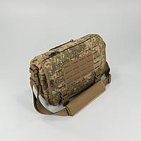 Сумка тактическая Direct Action® Small Messenger Bag® - PenCott™ Badlands, фото 1