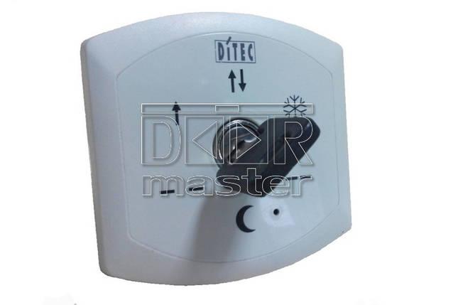 Ключ-перемикач режимів дверей Ditec COMK, фото 2