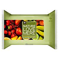 Мыло для стирки детских вещей NatureLoveMere с экстрактом фруктов, 200гр.