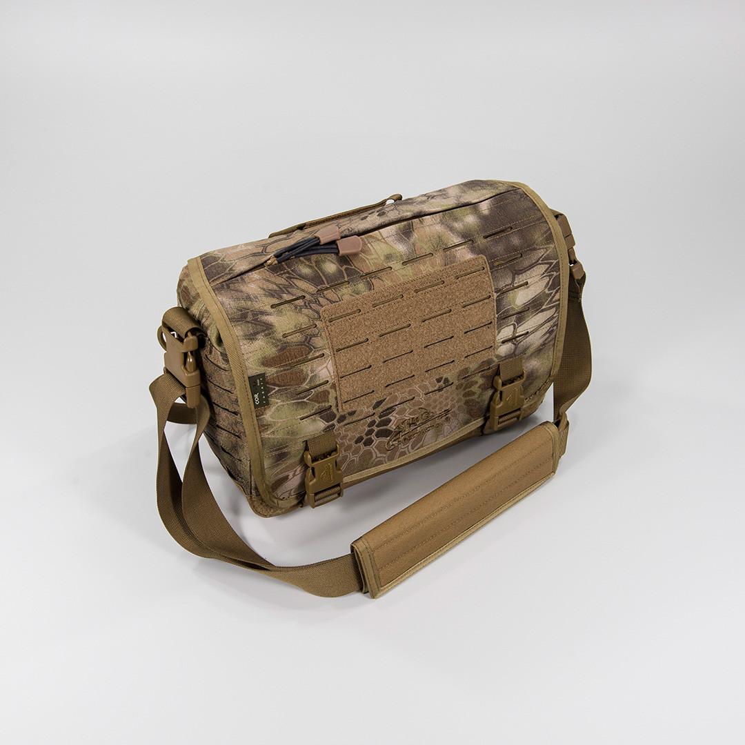 Сумка тактическая Direct Action® Small Messenger Bag® - Kryptek Highlander™