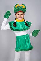"""Карнавальный костюм """"Лягушка"""" для девочки"""