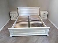 """Кровать двуспальная """"Калипсо"""" деревянная"""