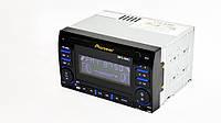 Автомагнитола пионер Pioneer 9903 2din USB SD AUX пульт RGB подсветка, фото 2