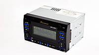 Автомагнитола пионер Pioneer 9903 2din USB SD AUX пульт RGB подсветка, фото 5