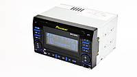 Автомагнитола пионер Pioneer 9903 2din USB SD AUX пульт RGB подсветка, фото 6