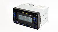 Автомагнитола пионер Pioneer 9903 2din USB SD AUX пульт RGB подсветка, фото 7