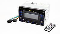 Автомагнитола пионер Pioneer 9903 2din USB SD AUX пульт RGB подсветка, фото 9