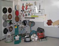 Аренда и ремонт шлифовальных машин для паркета и бетона