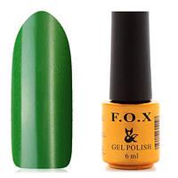FOX, Гель-лак Cat Eye № 003 (светло-зеленый)
