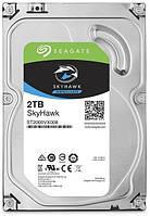 Жесткий диск Seagate 2Tb 5900rpm 64Mb SATAIII ST2000VX008
