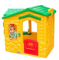 Детский игровой домик Волшебный звонок Little Tikes - США - кухонный уголок с микроволновой печкой