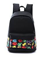 Школьный рюкзак с принтом AL6480
