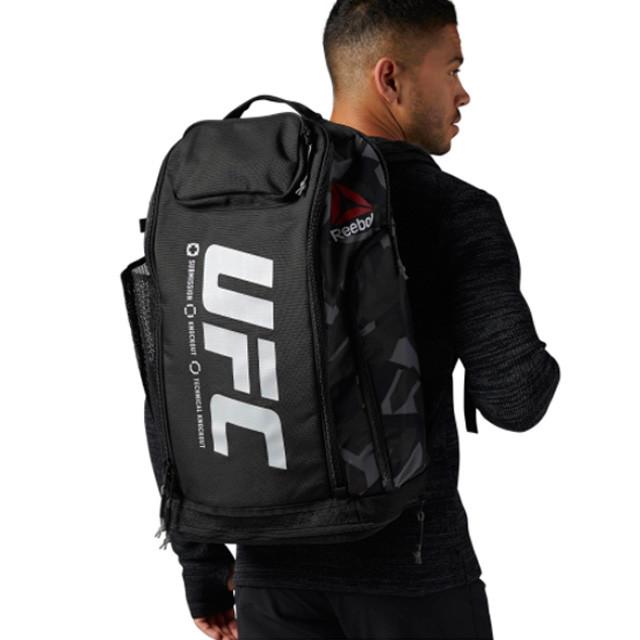 Рюкзак Reebok UFC Ultimate Fan Backpack