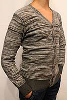 Кофты-кардиганы школьные на растежке серого цвета от 4 до 12 лет (116-146см.). Фирма B&Q Польша