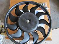 Электровентилятор радиатора Ваз 2103, 2105, 2106,  2107, 2108, 2109, 21099 Лузар