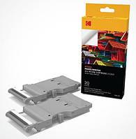 Картридж Kodak Sticker Cartridge for Printer Mini(20 Photo)