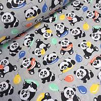 Панды с шарами, фото 1