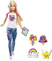 Кукла Барби Реальный мир серии Героиня видеоигр DTV96