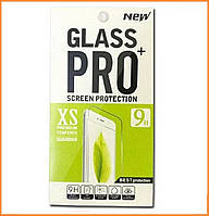 Защитное стекло 2.5D для IPhone 4/4s front+back (Screen Protector 0,3 мм)