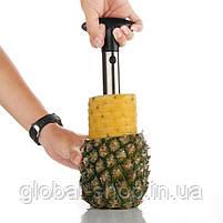 Нож для резки ананаса, слайсер для ананаса, Pineapple Slicer, фото 8